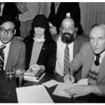 Carl Solomon,Patti_Smith,Allen Ginsberg,William S. Burroughs